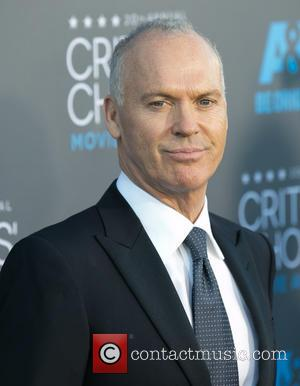 Michael Keaton Laughs Off Stage Fall