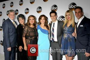 Cristela Alonzo, Marty Adelstein, Terri Hoyos, Maria Canals-barrera, Andrew Leeds, Justine Lupe and Carlos Ponce