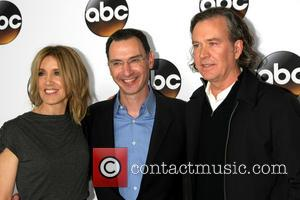 Felicity Huffman, Paul Lee and Timothy Hutton - A host of stars turned out for the Disney ABC Television Critics...