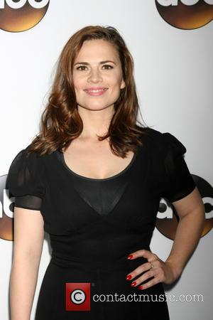 Hayley Atwell - A host of stars turned out for the Disney ABC Television Critics Aassociation Winter Press Tour which...