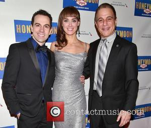 Rob Mcclure, Brynn O'malley and Tony Danza