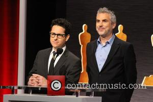 J.j. Abrams and Alfonso Cuaron