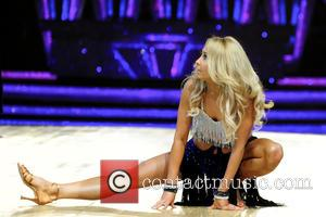 Iveta Lukosiute - 'Strictly Come Dancing' Live Tour - Photocall at Barclaycard Arena, Strictly Come Dancing - Birmingham, United Kingdom...