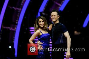 Rachel Stevens and Kevin Clifton - 'Strictly Come Dancing' Live Tour - Photocall at Barclaycard Arena, Strictly Come Dancing -...