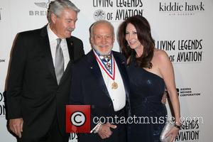 Guests and Buzz Aldrin