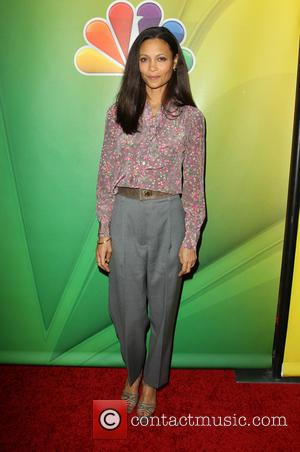 Thandie Newton - NBCUniversal's 2015 Winter TCA Tour held at The Langham Huntington Hotel and Spa - Day 2 at...