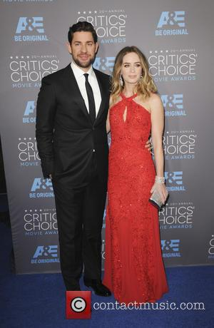 John Krasinski and Emily Blunt - A host of stars were snapped as they attended the 20th Annual Critics' Choice...