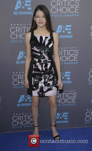 Mackenzie Foy - A host of stars were snapped as they attended the 20th Annual Critics' Choice Movie Awards which...