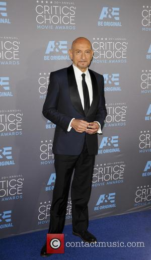 Sir Ben Kingsley - A host of stars were snapped as they attended the 20th Annual Critics' Choice Movie Awards...