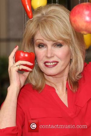 Joanna Lumley Has Given Up Eating Full Meals