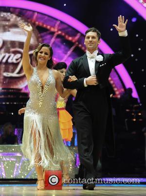 Caroline Flack and Tristan MacManus