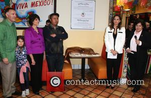 Bonaparte, Lucille Roybal-allard, Karina Macias and Miguel