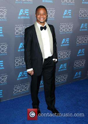 Cuba Gooding Jr - A host of stars were snapped as they attended the 20th Annual Critics' Choice Movie Awards...