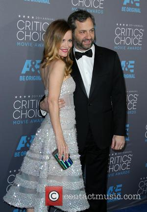 Leslie Mann and Judd Apatow - A host of stars were snapped as they attended the 20th Annual Critics' Choice...
