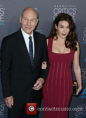 Patrick Stewart and Sunny Ozell - A host of stars were snapped as they attended the 20th Annual Critics' Choice...