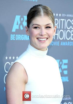 Rosamund Pike - A host of stars were snapped as they attended the 20th Annual Critics' Choice Movie Awards which...