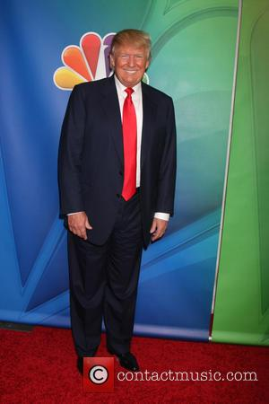 Donald Trump - Photographs of a variety of stars as they attended the 2015 FOX Winter Television Critics Association All-Star...