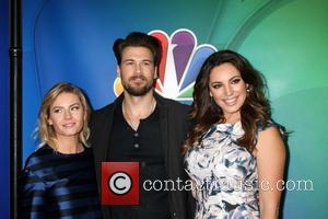 Elisha Cuthbert, Nick Zano and Kelly Brook