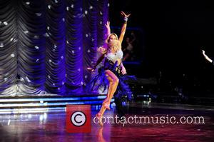 Kristina Rihanoff - Strictly Come Dancing Tour 2015 at the Barclaycard Arena Birmingham - Opening Night at Barclaycard Arena, Strictly...