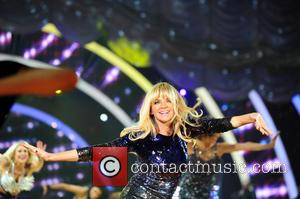 Zoe Ball - Strictly Come Dancing Tour 2015 at the Barclaycard Arena Birmingham - Opening Night at Barclaycard Arena, Strictly...