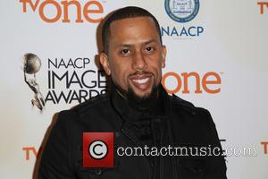 Affion Crockett - Shots of a variety of stars as they arrived to the 46th National Association for the Advancement...