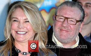 Amanda Redman and Ray Winstone