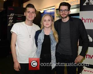 Hudson Taylor and Aoife Mcdonnell