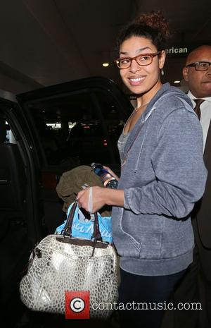 Jordin Sparks - Jordin Sparks arrives at Los Angeles International (LAX) airport - Los Angeles, California, United States - Saturday...