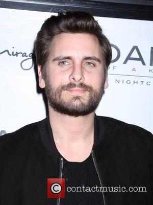 Scott Disick - Scott Disick hosts at 1OAK Nightclub at The Mirage Hotel and Casino - Las Vegas, Nevada, United...