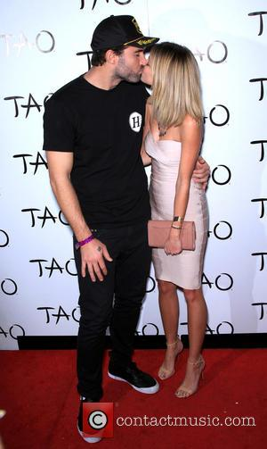 Brody Jenner and Kaitlynn Carter - Special DJ Set By Brody Jenner and William Lifestyle at TAO Nightclub Inside The...