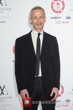 James Kent - The London Critics' Circle Film Awards held at The May Fair Hotel - Arrivals - London, United...