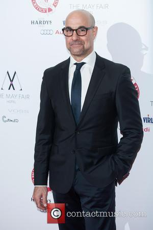 Stanley Tucci - London Theatre Circle Awards held at the May Fair Hotel - Arrivals. - London, United Kingdom -...