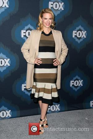 January Jones - Photographs of a variety of stars as they attended the 2015 FOX Winter Television Critics Association All-Star...