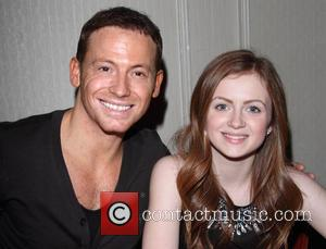 Joe Swash and Maisie Smith - Mad Hatters Tea Party organised by the London Taxi Drivers Fund for Underpriviliged Children...