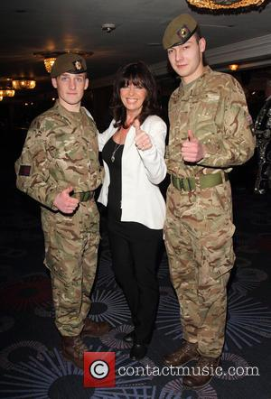 Vicki Michelle - Mad Hatters Tea Party organised by the London Taxi Drivers Fund for Underpriviliged Children at The Grosvenor...