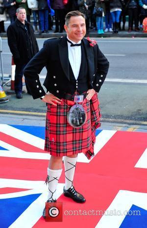 David Walliams - Britain's Got Talent Edinburgh Auditions held at Edinburgh Festival Theatre - Arrivals at Britain's Got Talent, Edinburgh...