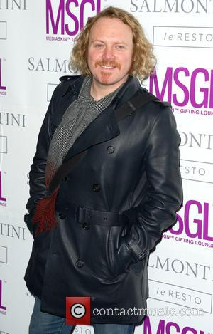 Leigh Francis - Media Skin Gifting Lounge Showcase at Salmontini - Arrivals at Mayfair - London, United Kingdom - Monday...