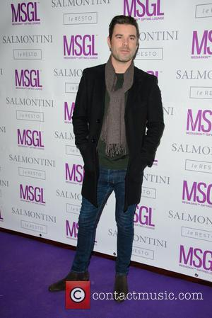 Dave Berry - MediaSkin Gifting Lounge held at Salmontini - Arrivals - London, United Kingdom - Monday 19th January 2015
