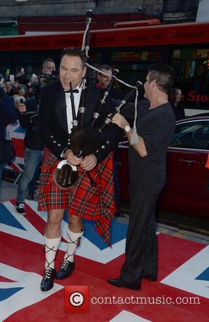 David Walliams, Britain's Got Talent, Edinburgh Festival Fringe