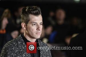 Mark Ronson - Celebrities  attends Mortdecai at the Empire Cinema in Leicester Square. at Empire Cinema - London, United...