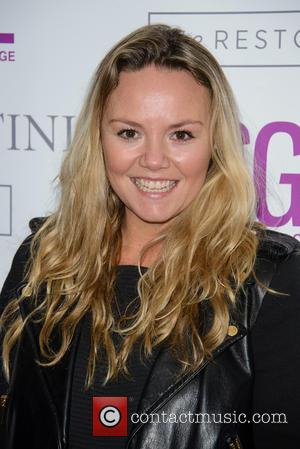 Charlie Brooks - MediaSkin Gifting Lounge held at Salmontini - Arrivals at Salmontini - London, United Kingdom - Monday 19th...