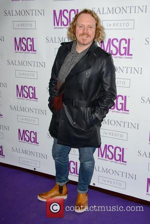 Leigh Francis - MediaSkin Gifting Lounge held at Salmontini - Arrivals at Salmontini - London, United Kingdom - Monday 19th...