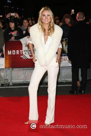 Kimberley Garner - The UK premiere of Mortdecai held at the Empire cinema - ArrivalsLia Toby/WENN - London - Monday...