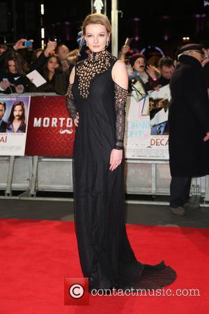 Dakota Blue Richards - The UK premiere of Mortdecai held at the Empire cinema - ArrivalsLia Toby/WENN - London -...