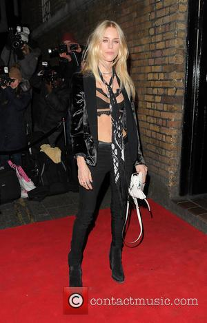 Mary Charteris - Cara Delevingne hosts YSL Loves Your Lips - party to celebrate the re-launch of YSL's Luxurious Mascara...