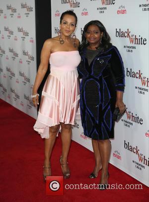 Paula Newsome and Octavia Spencer