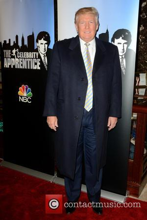 Donald Trump - 'The Celebrity Apprentice' Red Carpet Event - Donald Trump & Fired Celebrities - Manhattan, New York, United...