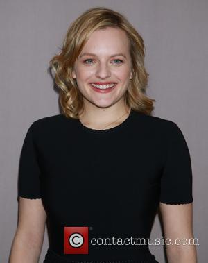 Elisabeth Moss - Meet and greet with the cast of Broadway's The Heidi Chronicles, held at the Baryshnikov Arts Center....
