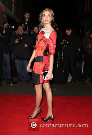 Tamsin Egerton - Cara Delevingne hosts YSL Loves Your Lips - Party held at The Boiler House - Arrivals -...