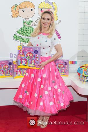 Kristina Rihanoff - The London Toy Fair held at Olympia London. - London, United Kingdom - Tuesday 20th January 2015